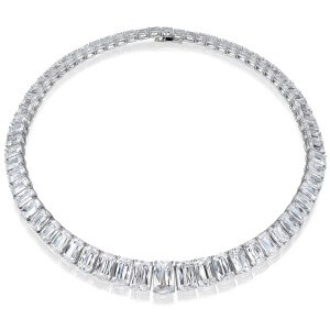 D INTERNALLY FLAWLESS RIVIERE NECKLACE
