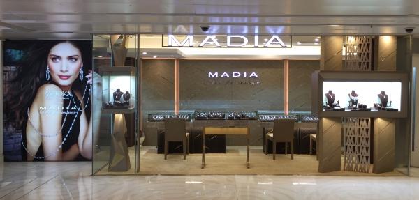 MADIA shop, World Trade Centre, Hong Kong