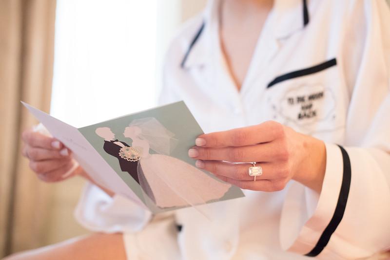 Rose Goldberg Wedding - ASHOKA Engagement Ring