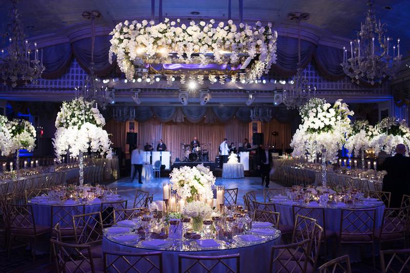Rose Goldberg and Joshua Feinberg Wedding - Konstantinos Floral Design