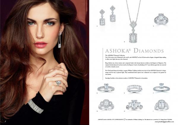 Partridge Jewellers Catalogue ASHOKA