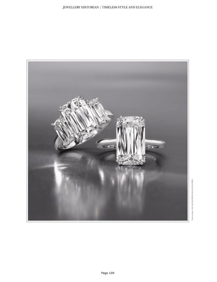 Jewellery Historian ASHOKA diamond story