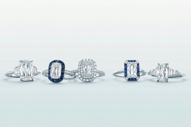 Kwiat ASHOKA Diamond Engagement Rings