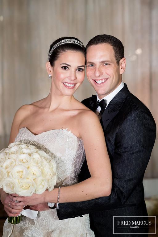Rose Goldberg and Joshua Feinberg Wedding