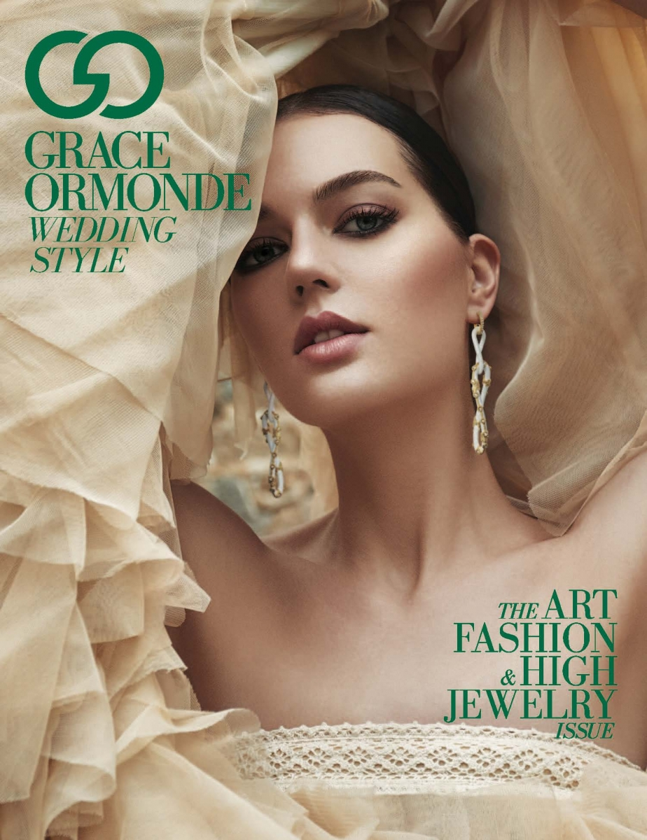 Grace Ormonde Wedding Style Magazine Spring Summer 2019 issue