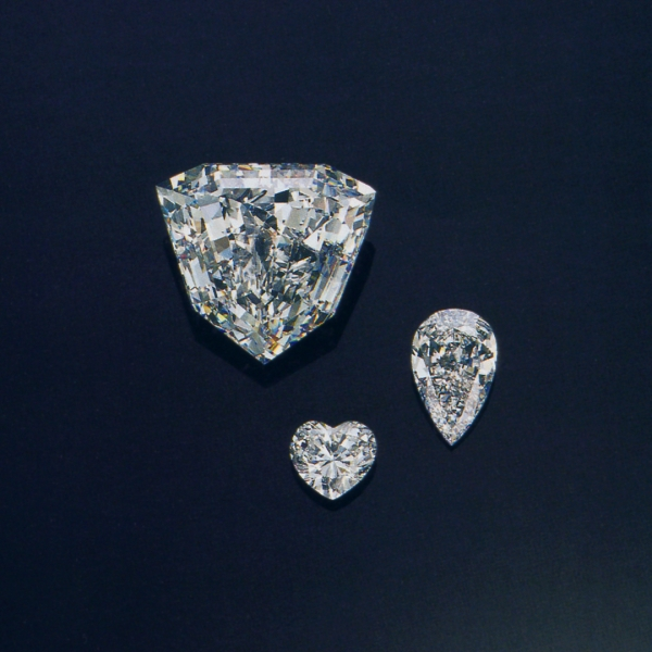 Guinea Star and two other diamonds