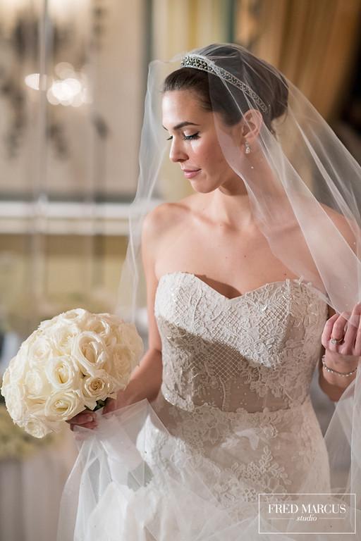 Rose Goldberg Wedding Dress