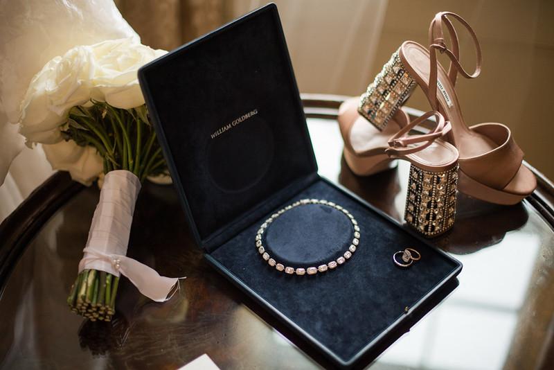 Rose Goldberg Wedding - ASHOKA Diamond Jewelry