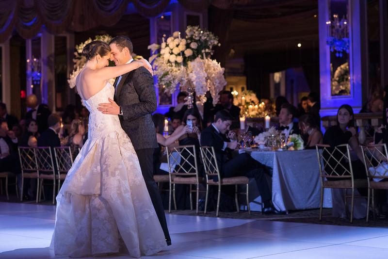 Rose Goldberg and Joshua Feinberg Wedding - First Dance