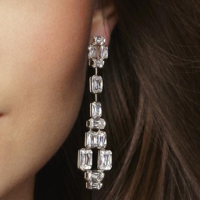 ASHOKA Genie Chandelier Earrings