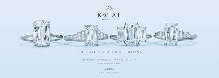Kwiat ASHOKA Diamond Engagement Rings